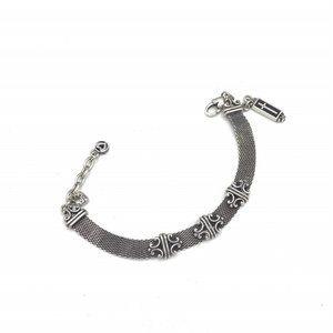 Brighton Detailed Cross Bracelet #127